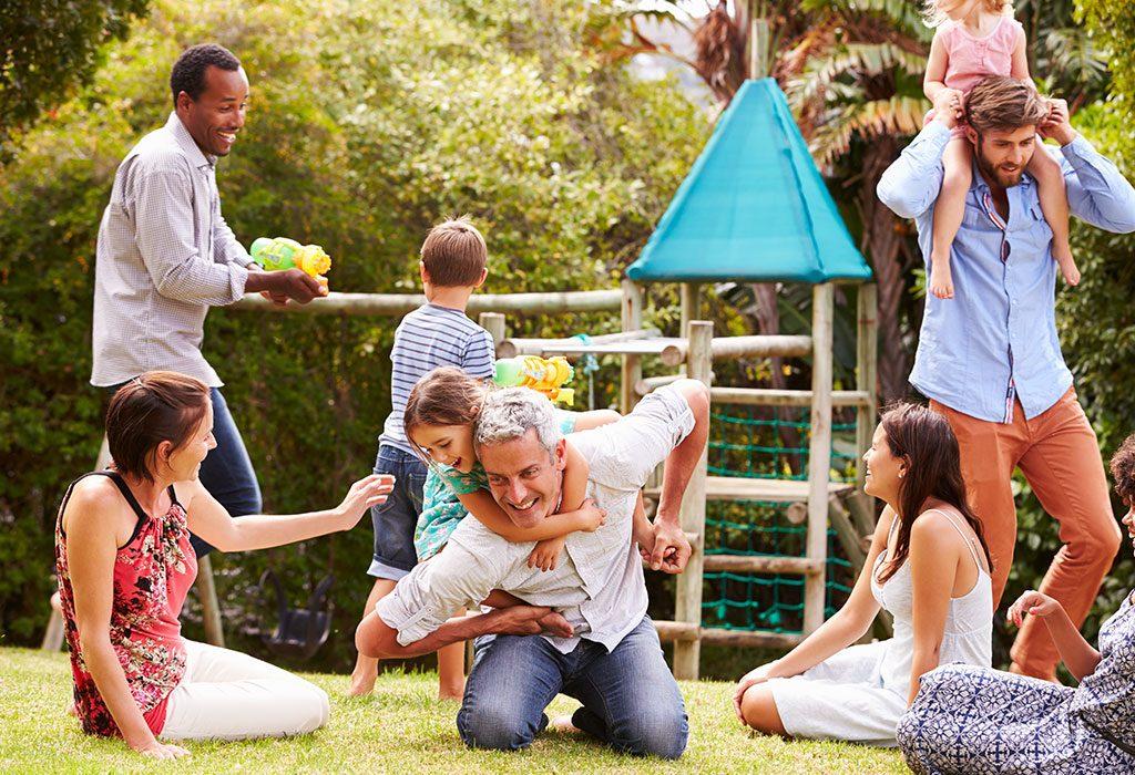 Socially Active Kids