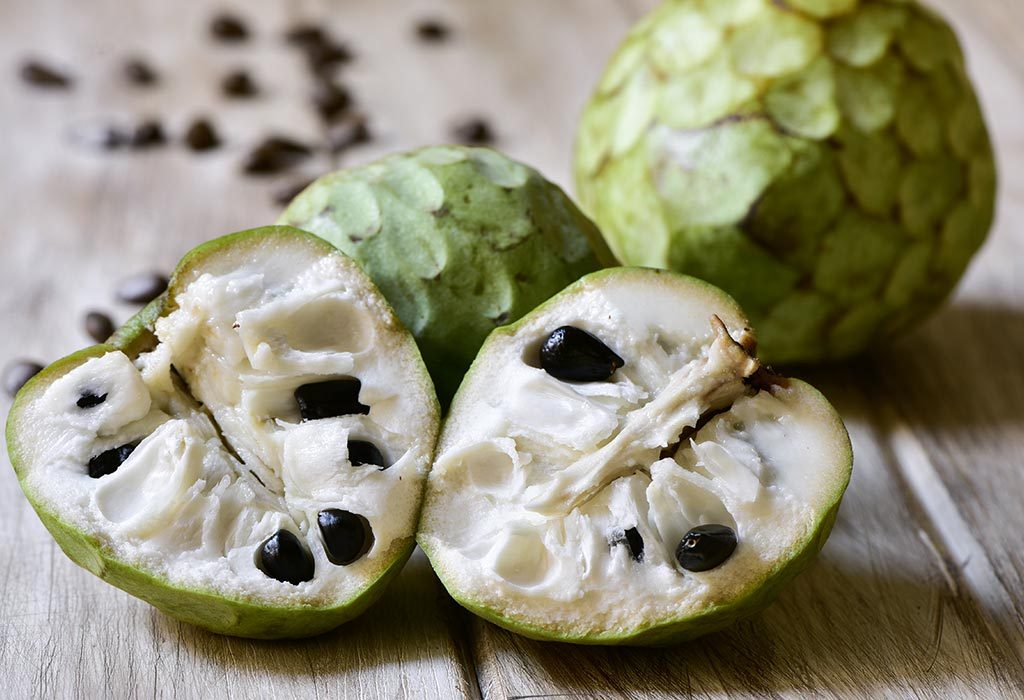 Custard Apple (Sitaphal) during Pregnancy: Health Benefits