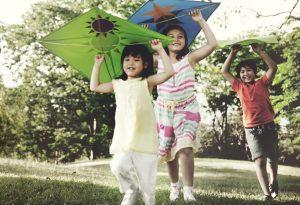 Yarn Kite for Preschoolers