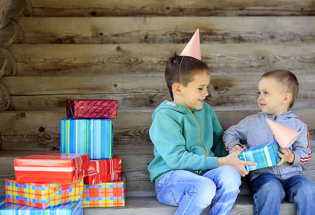 20 Amazing And Unique Return Gift Ideas For Kids