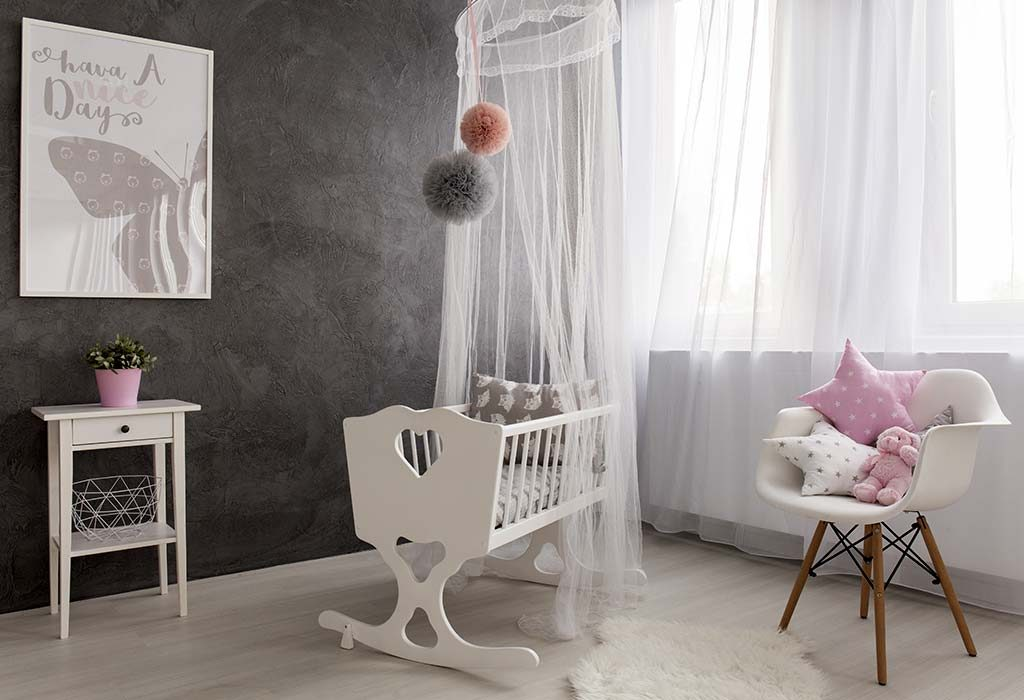 A baby's room