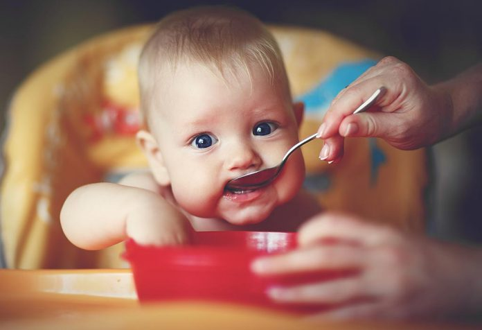 How to Increase Appetite of Baby