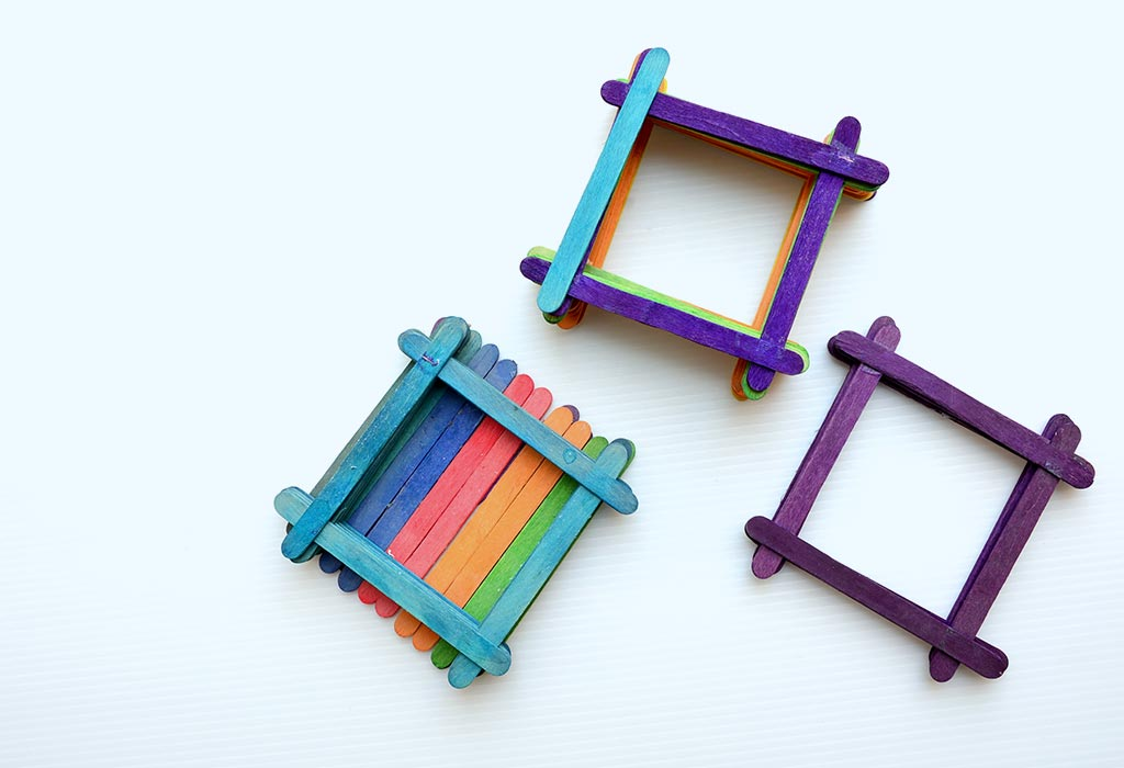 5 Easy And Creative Popsicle Stick Crafts For Kids