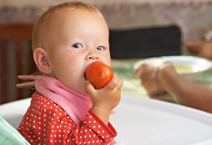 Tomatoes for Babies - Health Benefits and Soup Recipe