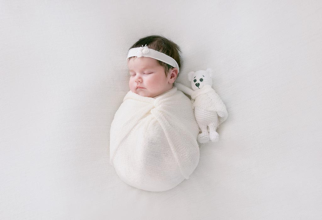 1 सप्ताह के शिशु की विकासात्मक उपलब्धियां
