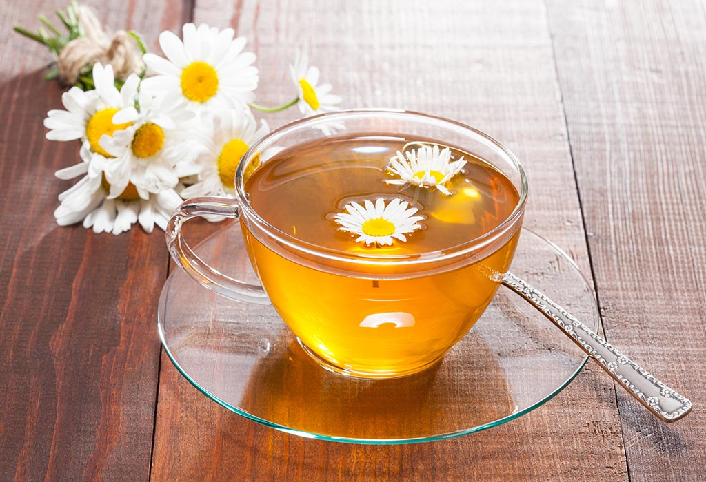 Chamomile Tea for Babies: Nutritional Value & Health Benefits