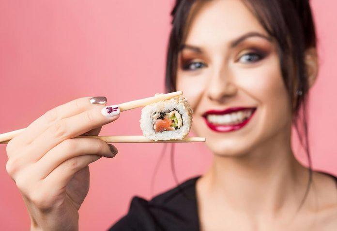 EATING SUSHI DURING PREGNANCY