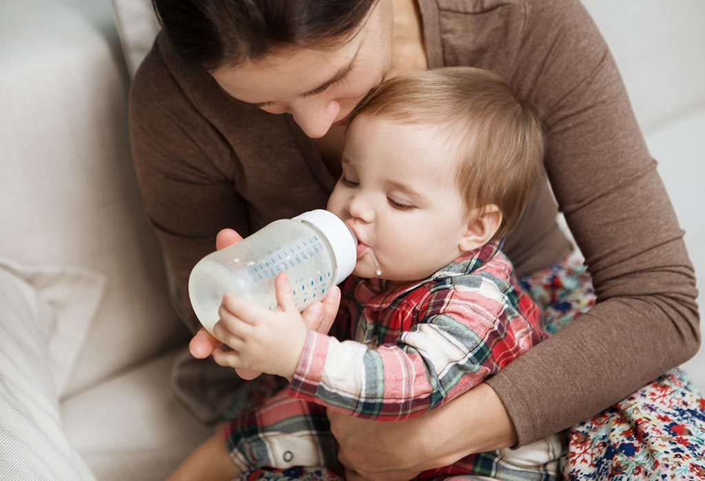 Low Appetite in Babies - Causes & Foods to Stimulate Appetite