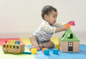 What Development Can You Expect in Your 9 Month-Old Baby?