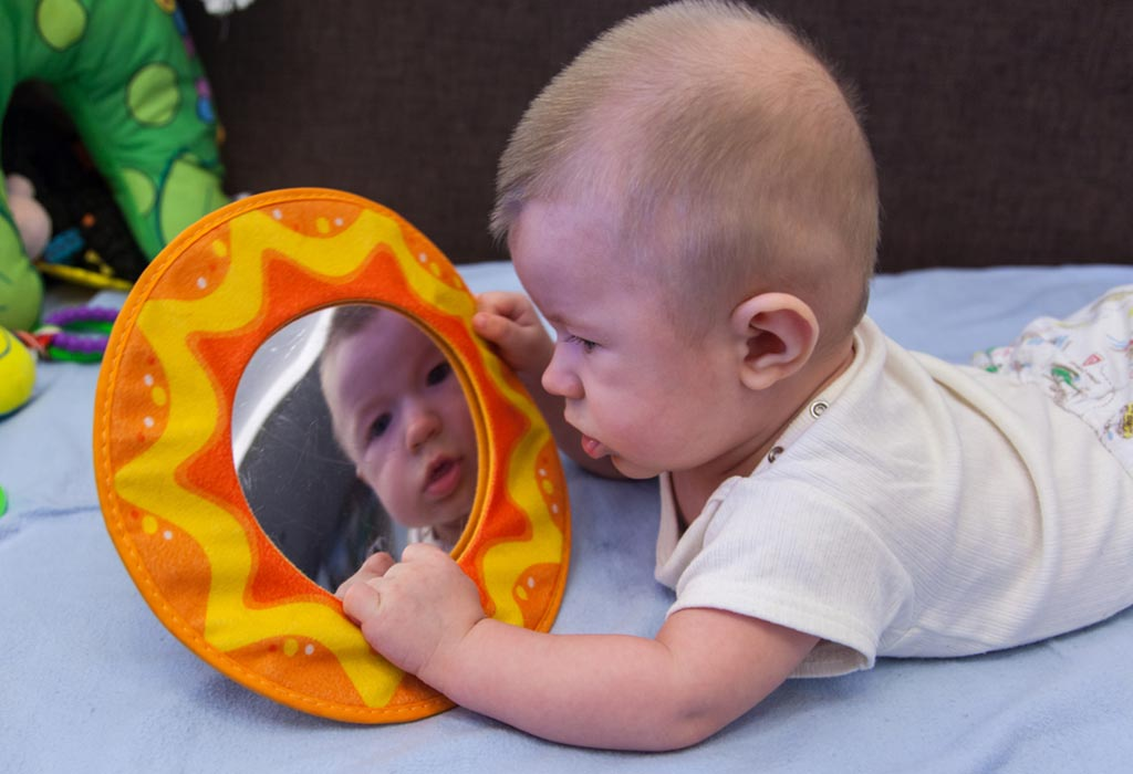 LOOK AT THE MIRROR