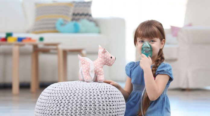 Nebulization for Babies and Kids
