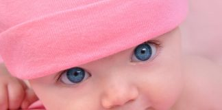 BABY EYE COLOUR