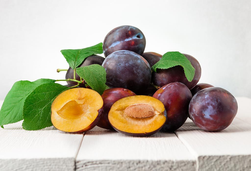 When Can You Introduce Plum to Your Baby's Diet?