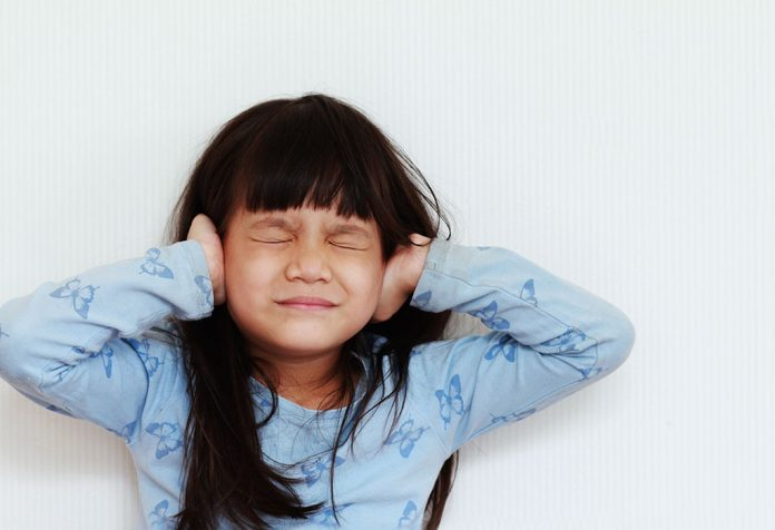 Behavioural problems in a 5-year-old