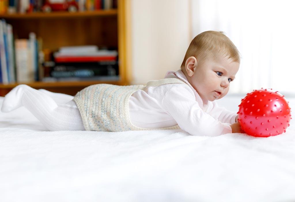 २२ आठवड्यांच्या बाळाचा विकास