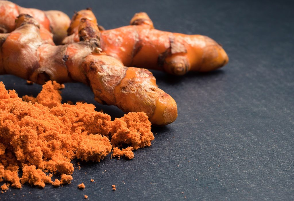 Inhaling Smoke of Burnt Turmeric Root: Cough Remedies for Kids at Night