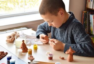 Crafts, Pottery and Sculpting