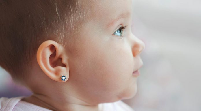 Ear Piercing for Kids