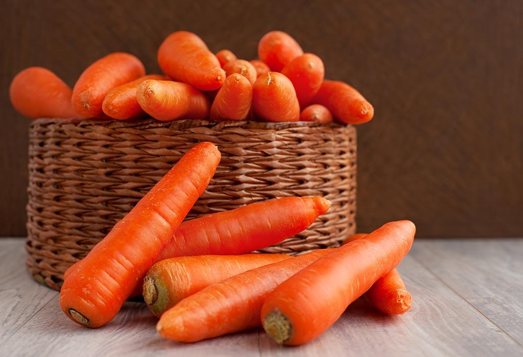 विकत घेताना गाजराची निवड कशी करावी?
