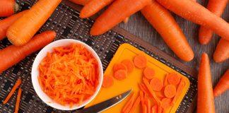 Chopped carrot