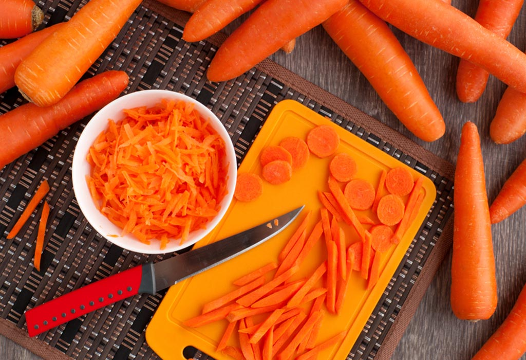 Carrot for Babies: Nutritional Value, Health Benefits & Recipes