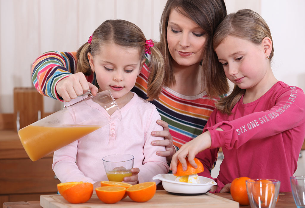 Vitamin C for Kids: Daily Intake, Health Benefits & Foods