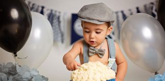Birthday Cake Ideas for Your 1-year-old Baby