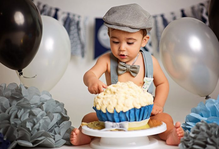 1st Birthday Cake Ideas for Your Baby