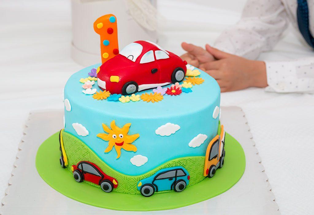 20 Creative Ideas for 1st Birthday Cakes for Baby Boys \u0026 Girls