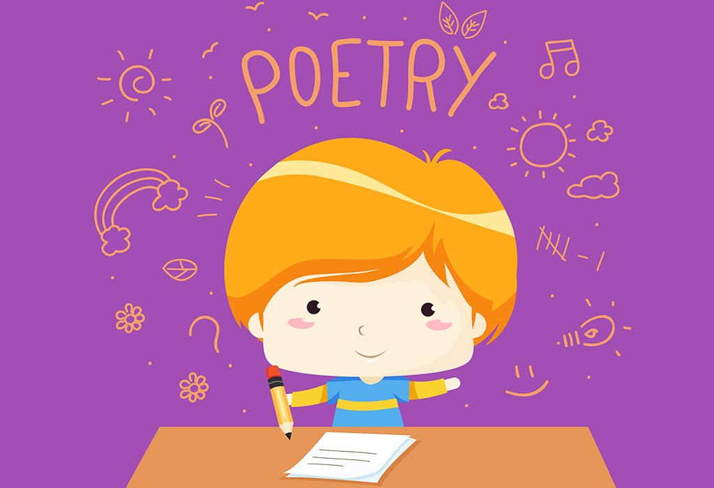 14 Easy & Short English Poems for Kids to Recite and Memorize