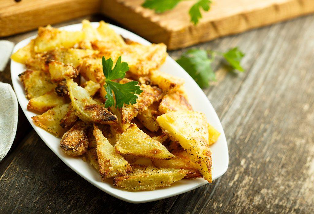 Finger food - Potato Wedges