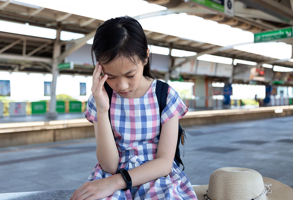 Dizziness in Children: Causes, Signs & Treatment