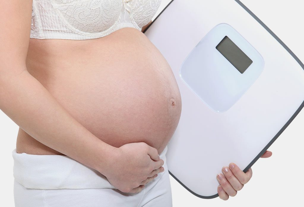 MAINTAINS HEALTHY PREGNANCY WEIGHT