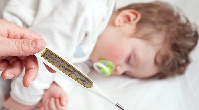 Effective Home Remedies for Fever in Toddlers