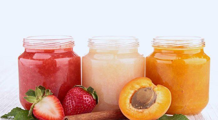 Fruit purees