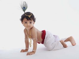 100 Unique Baby Boy Names Inspired by Lord Krishna