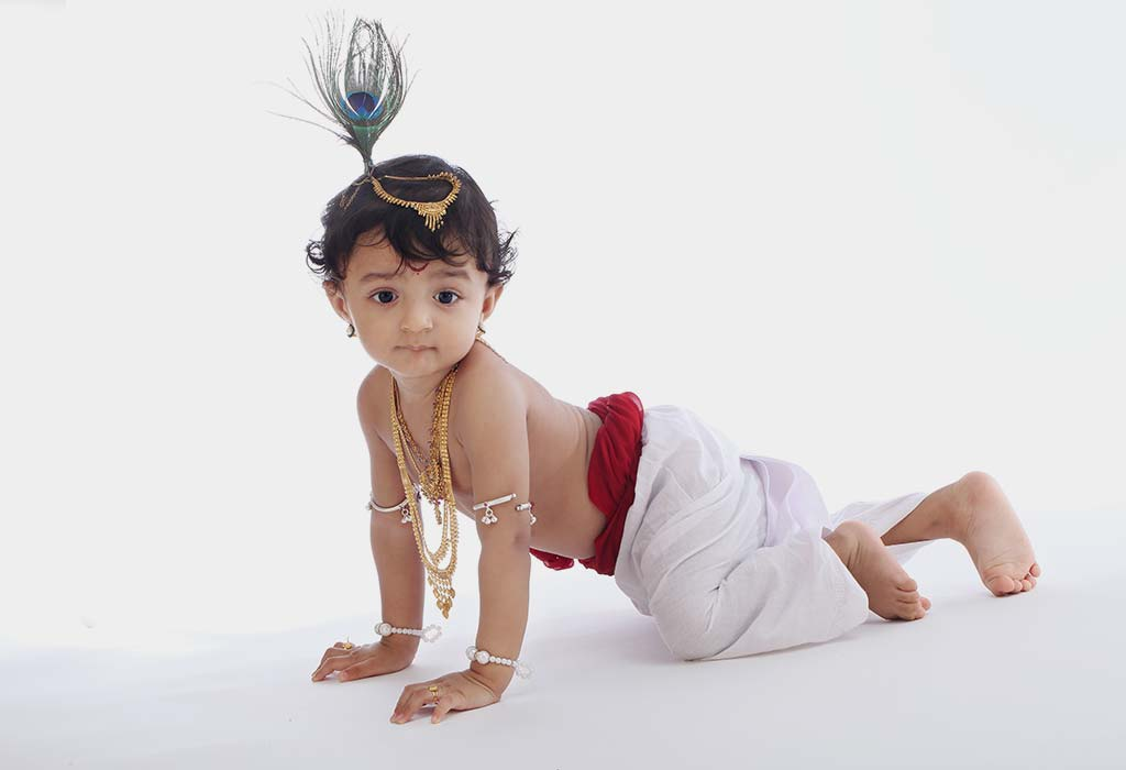 125 Unique and Spiritual Lord Krishna Names for Baby Boy