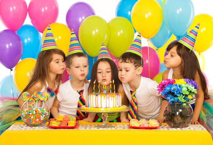 Birthday Party for Kids - Menu Plan and Foods to Serve