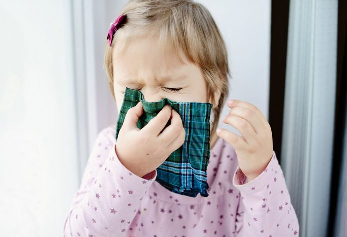 12 Effective Home Remedies for Cold & Cough in Toddlers