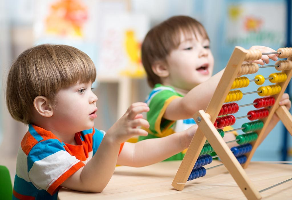 Educational toys- Abacus