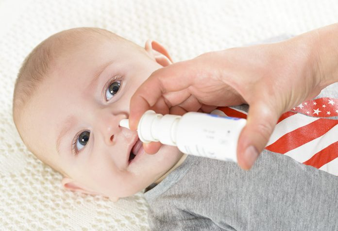 NASAL DROPS FOR BABY