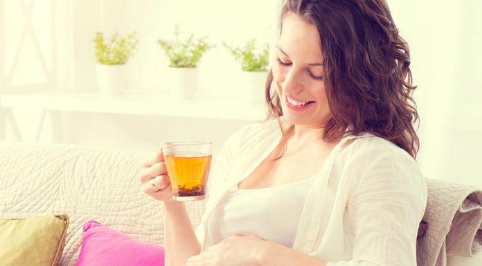 HERBAL TEAS DURING PREGNANCY