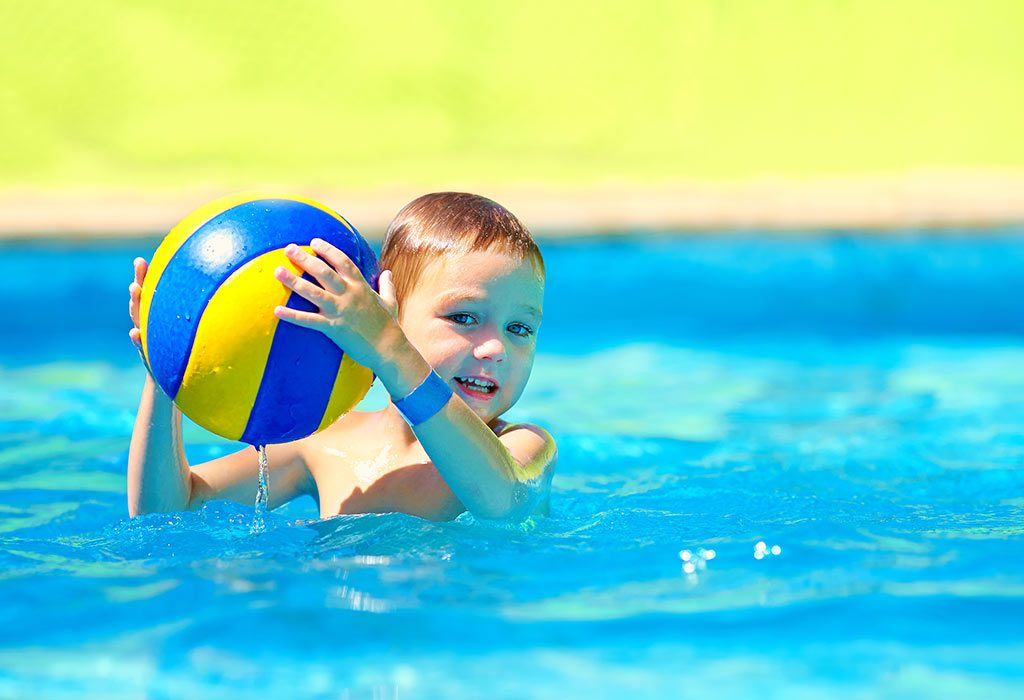 20 Best Super Fun Swimming Pool Games For Kids