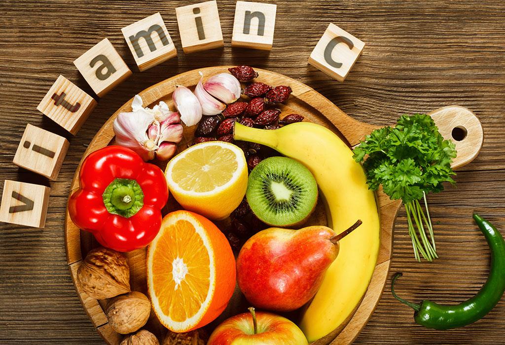 Consume more Vitamin C-rich foods