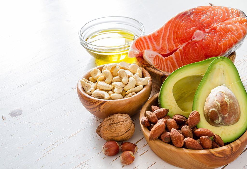Healthy fats foods