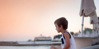Selective mutism in a child