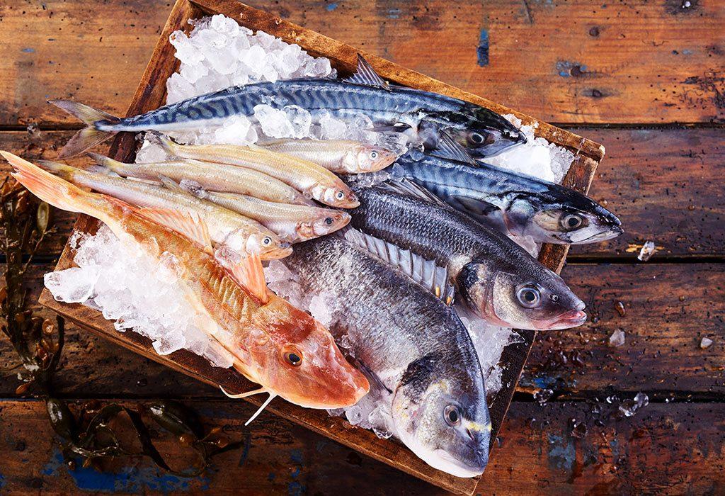 IDENTIFYING FRESH FISH