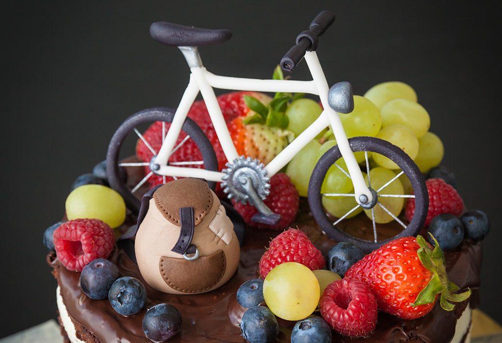 A Bike Cake