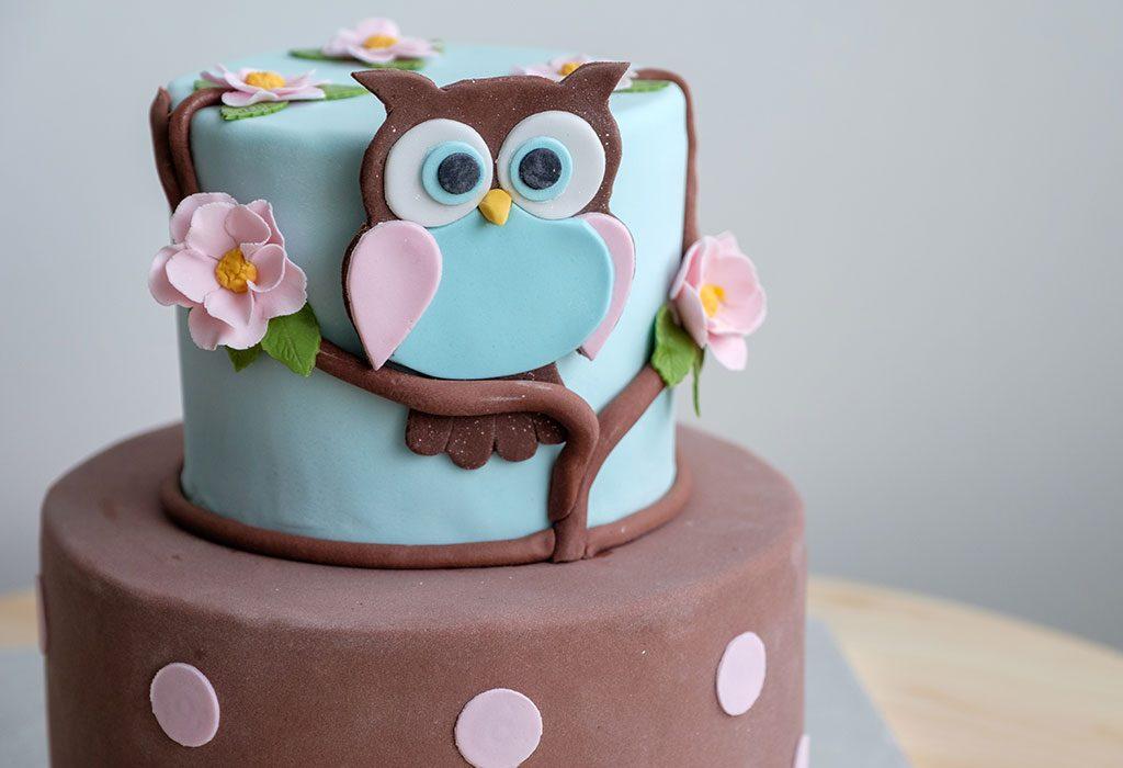 Favourite Animal Cake
