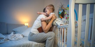 Baby Frequently Waking Up - Reasons and Remedies